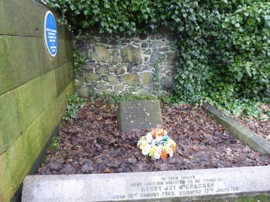 henry joy mc grave