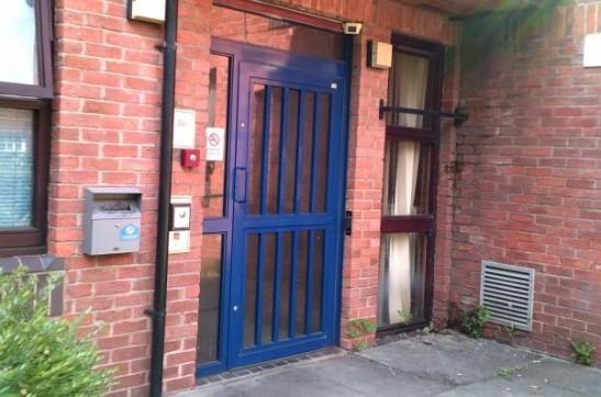 Fig.4. front door